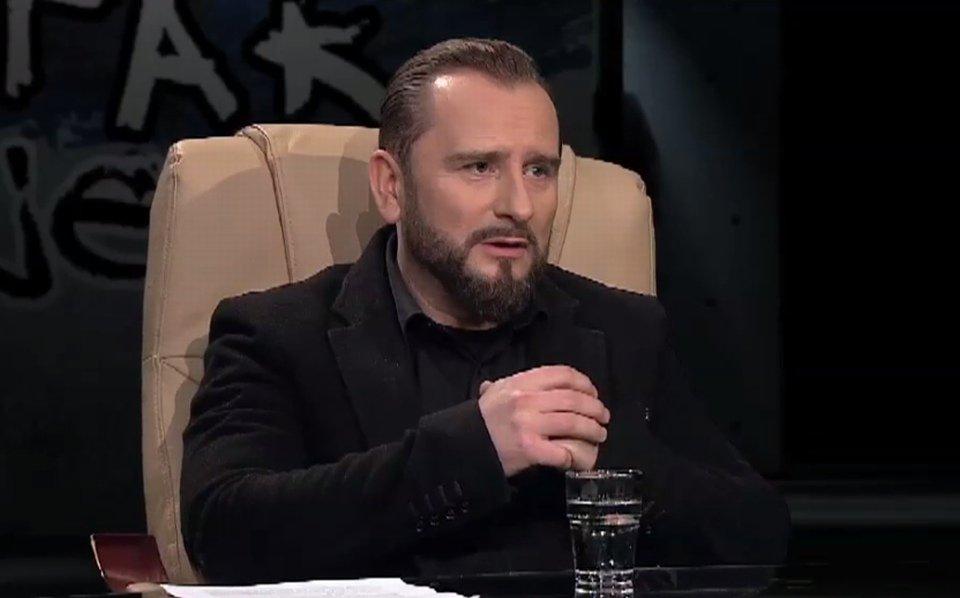 Poseł Liroy-Marzec w programie