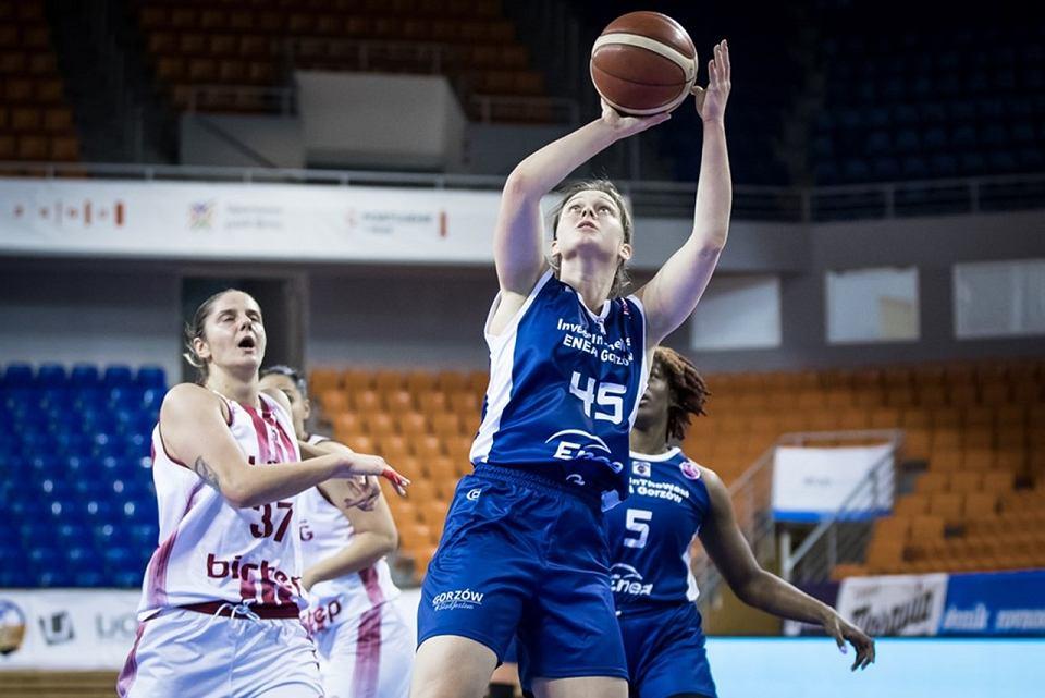 Zdjęcie numer 1 w galerii - Sezon w EuroCup gorzowskie koszykarki otwierają na najkrótszym wyjeździe
