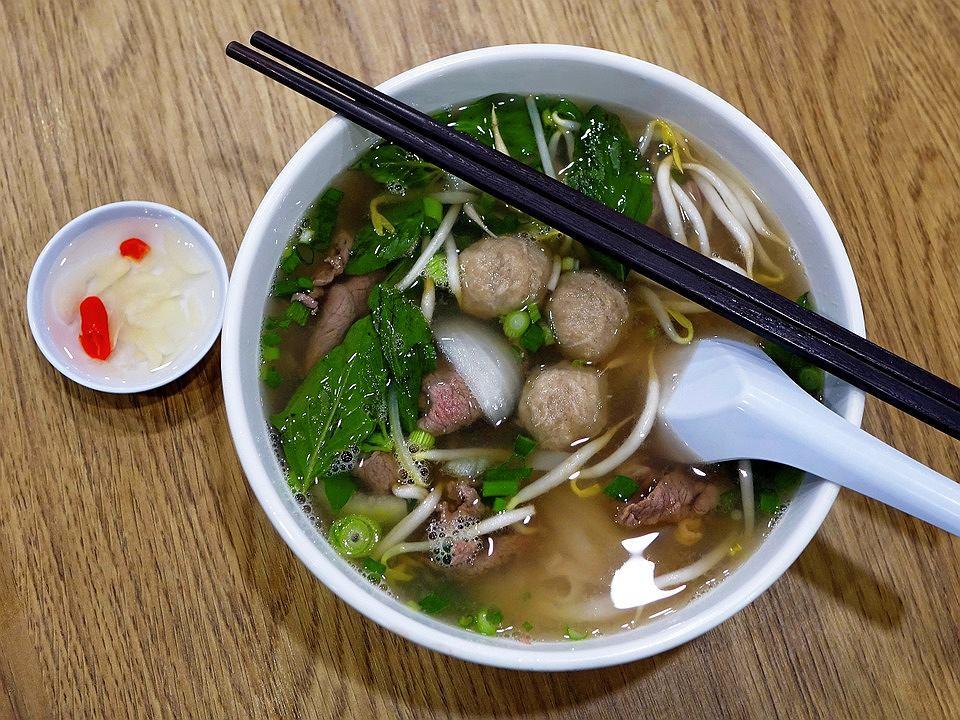 Wietnamska zupa
