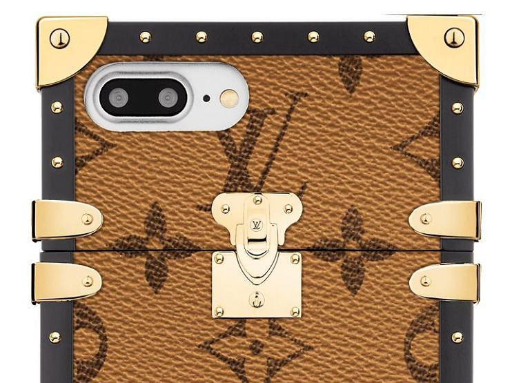 Etui do iPhone'a 7 Plus od Louis Vuitton