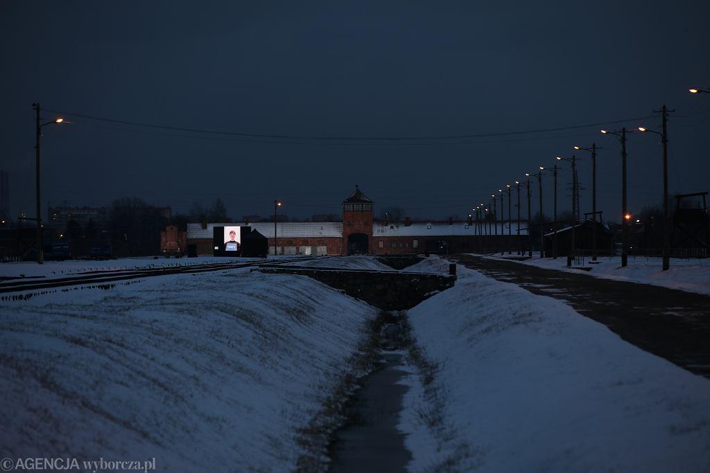 76. rocznica wyzwolenia Auschwitz-Birkenau