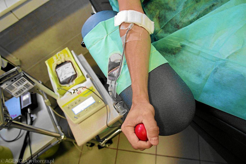 Stacja krwiodawstwa
