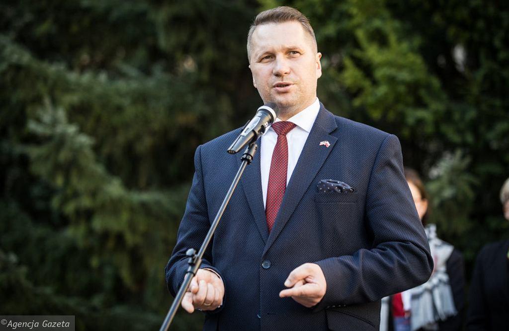Przemysław Czarnek chce utworzenia Nauki o rodzinie