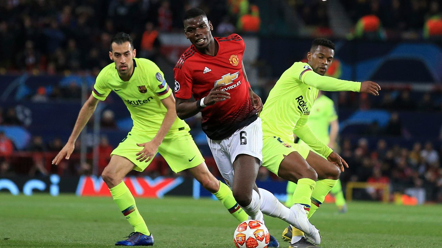 9af124e43 FC Barcelona - Manchester United. Czy dziś powtórzy się scenariusz z  Paryża? Sprawdź gdzie obejrzeć ćwierćfinał Ligi Mistrzów. Transmisja TV,  stream online, ...