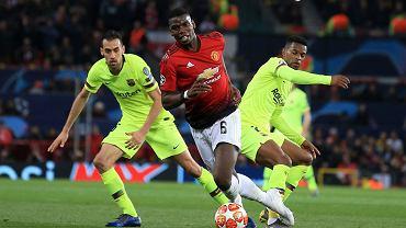 FC Barcelona - Manchester United. Gdzie śledzić ćwierćfinał Ligi Mistrzów?