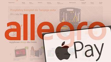 Apple Pay w Allegro? Może jeszcze w tym roku