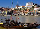 Portugalia Porto. Wycieczka po Vila Nova de Gaia, dzielnicy wina
