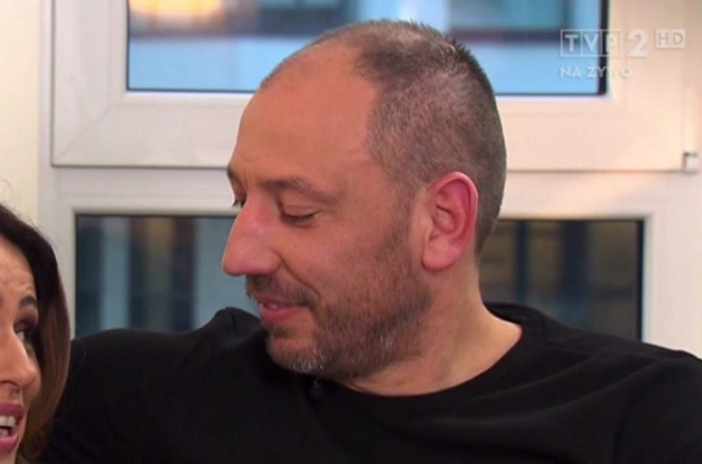 Jacek Olszewski w 'Pytaniu na Śniadanie'