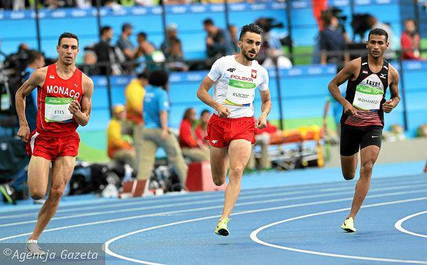 """Rio 2016. Lewandowski w finale 800m, Kszczotowi zabrakło 0,05 sekundy. """"Powinno być dobrze, a k... nie było"""""""