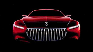 Mercedes Maybach Coupe