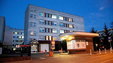 Białystok. Szpital MSWiA przemieniony w jednoimienny zakaźny przeznaczony dla pacjentów zakażonych koronawirusem