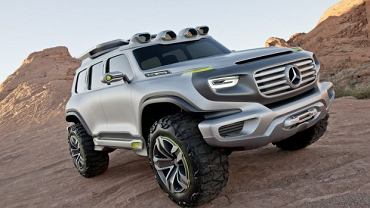 Mercedes Ener-G-Power