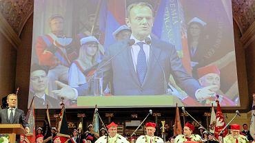 Donald Tusk o zatrzymaniu Elżbiety Podleśnej: nie mieści mi się to w głowie