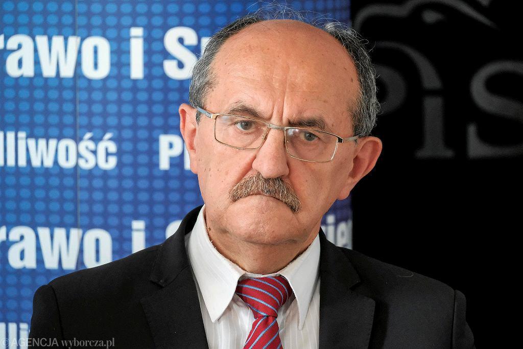Poseł PiS Andrzej Matusiewicz