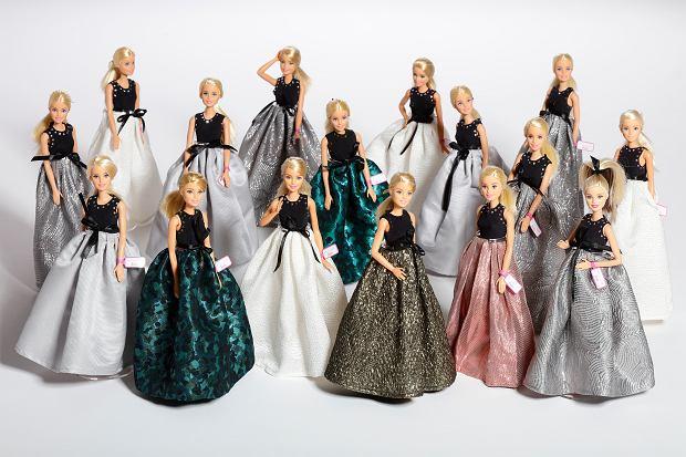 Barbie w kreacji od Macieja Zienia