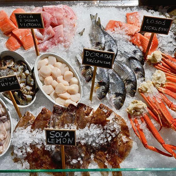 IH skontrolowała owoce morza i ryby
