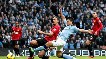 Mecz Manchester City - manchester United
