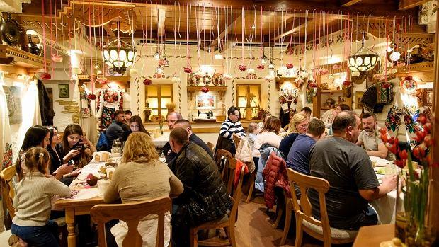 Restauracja Kumanets w Odessie