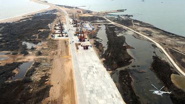 Budowa mostu na Krym