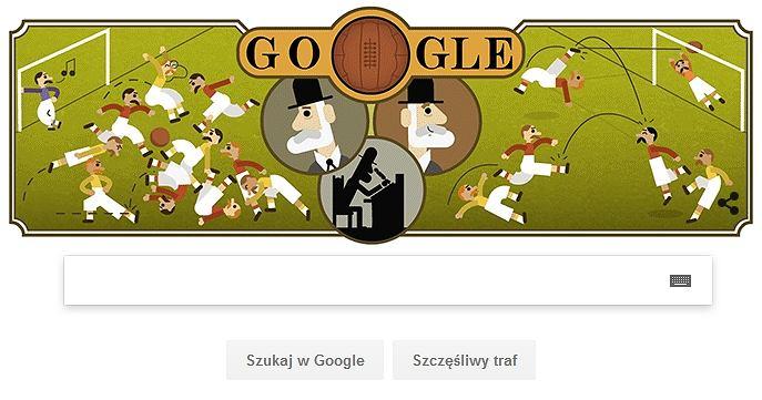 Ebenezer Cobb Morley - Google Doodle