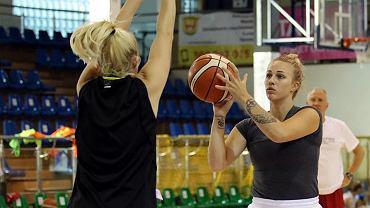 Australijka Nicole Seekamp ma już za sobą pierwszy trening z gorzowską drużyną koszykarek