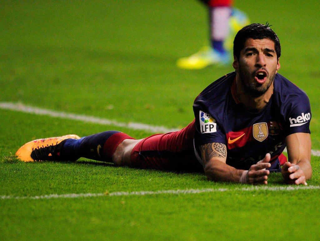 Sporting v Barcelona
