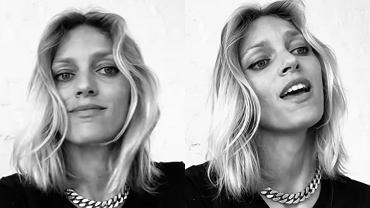 Anja Rubik #hot16challenge2