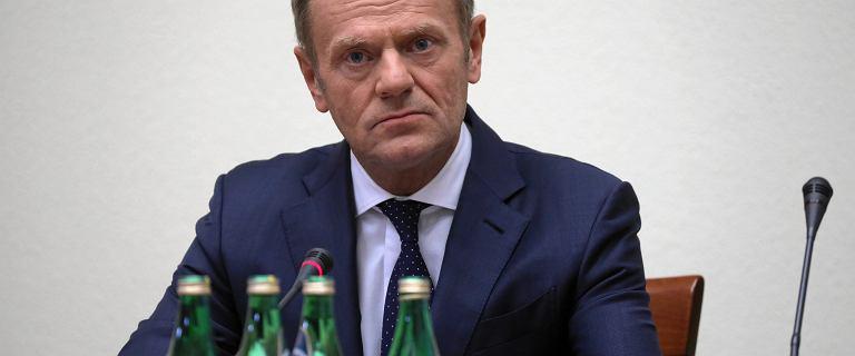 Komisja ds. VAT. Tusk poprawiał Horałę: Liechtenstein nie jest w UE