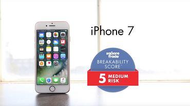 iPhone 7 odporny