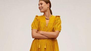 sukienki mango
