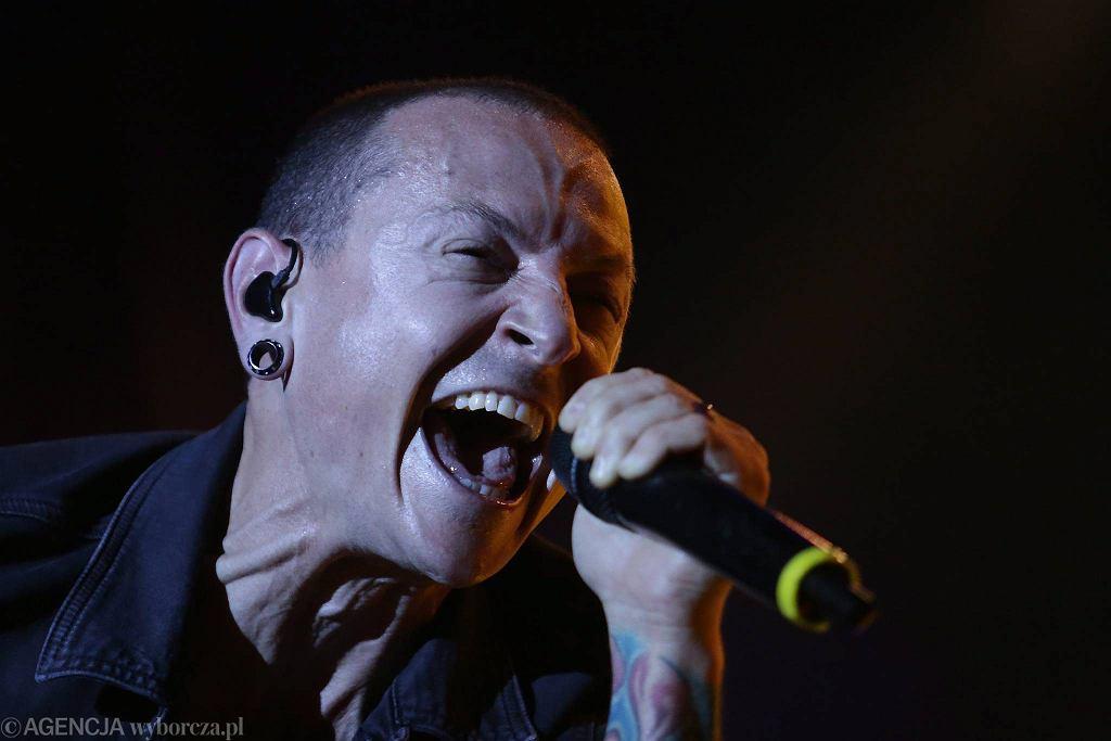 Linkin Park w Rybniku / DOMINIK GAJDA