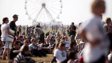 Minister zdrowia Adam Niedzielski o organizacji festiwali. Czy Open'er 2021 się odbędzie?