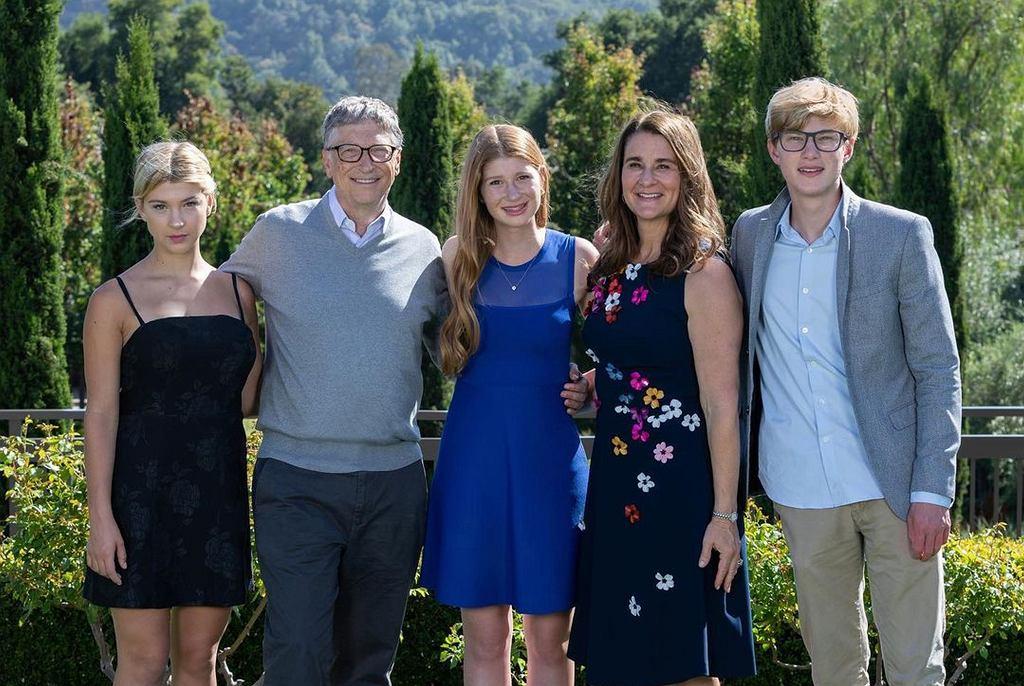 Kim są dzieci Billa Gatesa?