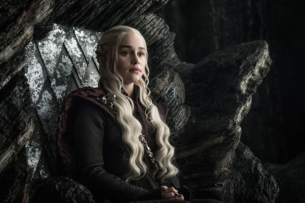 Emilia Clarke (Daenerys Targaryen) - 'Gra o tron' (sezon 7.)