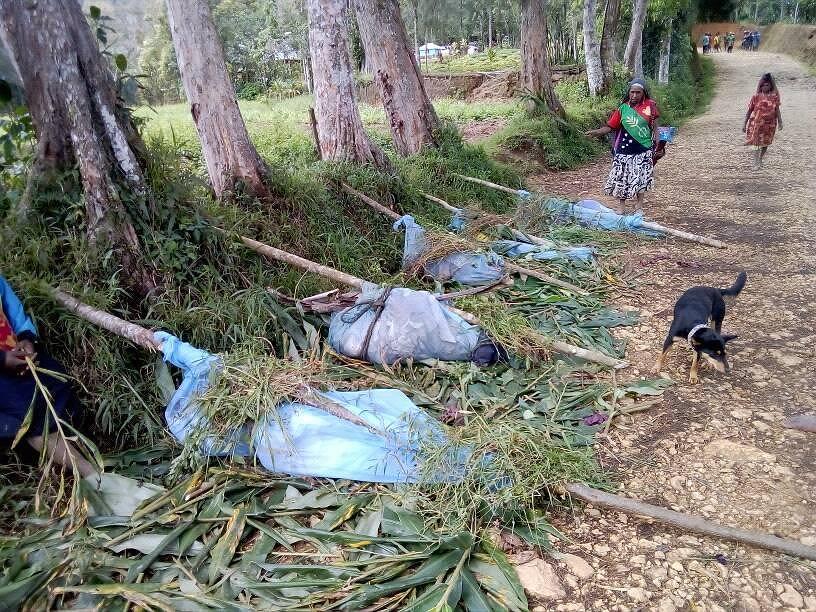 Masakra w Papui-Nowej Gwinei
