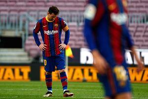 Barcelona nie może zarejestrować Messiego i nowych piłkarzy! Kłopoty, kłopoty