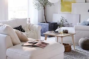 Wielofunkcyjny salon na niewielkiej przestrzeni - zobacz meble, które się sprawdzą