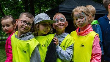 Z okazji Międzynarodowego Dnia Dziecka prezydent Białegostoku Tadeusz Truskolaski zaprosił dzieci do parku przy Pałacyku Gościnnym