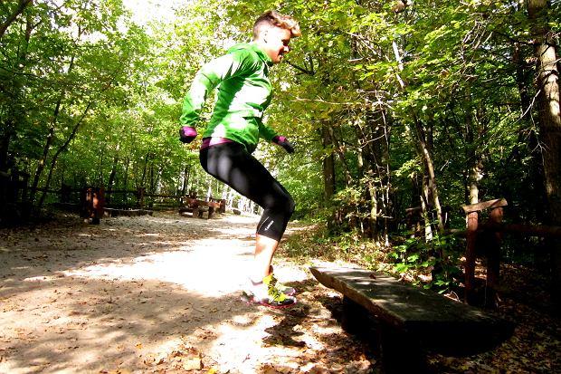 bieganie terenowe, trening