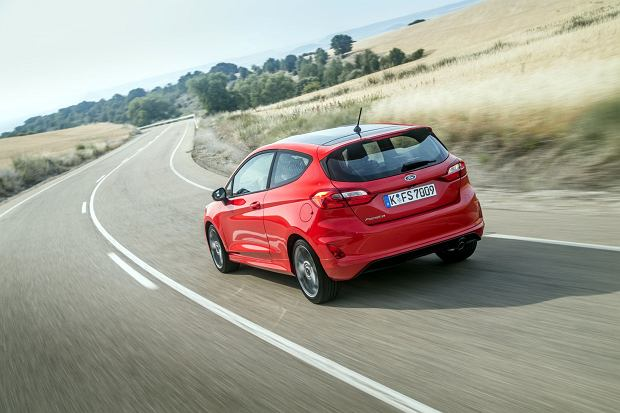 Opinie Moto.pl: Ford Fiesta ST-Line 1.0 140 KM - auto z charakterem