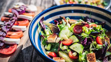 dieta ketogeniczna vs dieta śródziemnomorska