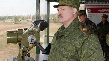 Aleksander Łukaszenka, prezydent Białorusi