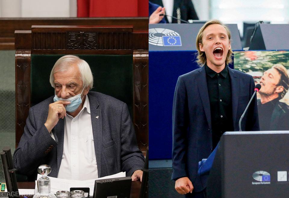 Wicemarszałek Sejmu Ryszard Terlecki i Bartosz Bielenia w Parlamencie Europejskim