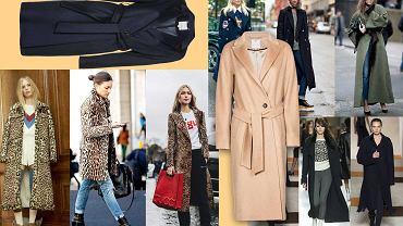 Najmodniejsze płaszcze na jesień 2016