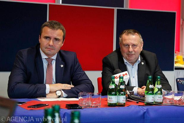 Rada nadzorcza ekstraklasy ma nowego przewodniczącego!