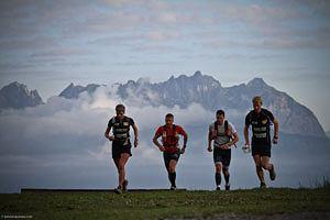 Gore-Tex Transalpine Run 2010