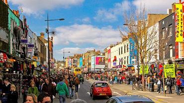 Londyn, Wielka Brytania, Camten Town