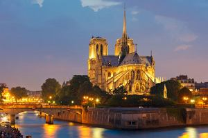 Paryż wycieczki - Katedra Notre Dame