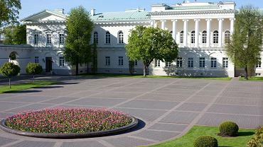Wilno, Pałac Prezydencki