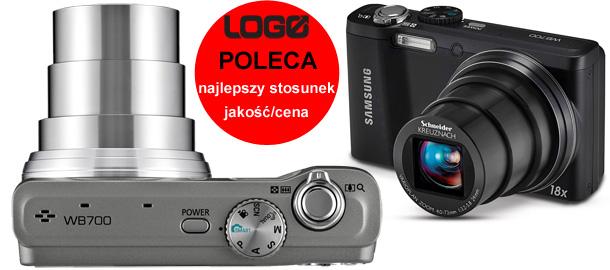 ultrazoom, aparat fotograficzny, cyfrówka, Samsung